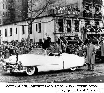 EisenhowerInauguration1953NPS